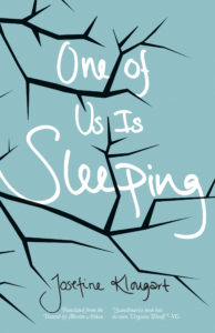 One_of_Us_Is_Sleeping-Front